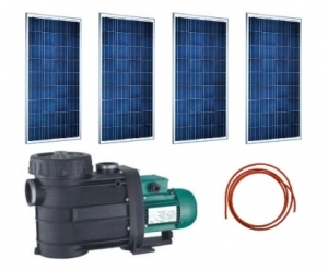 Kits Solar And Backup Solar Pool Pump Kit For Upto 75 000l Pool