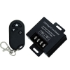 12V-DC 20A Black RF dimmer with remote (240W)