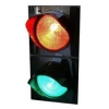 2 Aspect 200mm LED Traffic Ball Signal Light Assembly