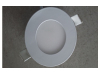 4W Round Panel Light Warm White, Incl Driver