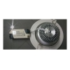 Meteor 9W - 4inch Round Recessed LED Fitting