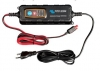 Automotive IP65 Battery Charger 6V/12V-1.1A with DC connector