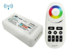 Controller ,Touch Dial RGBW 12V-24V - 24A with RF Remote, Mi-Light