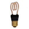 Spiral Art Line LED Lamp 4W Filament