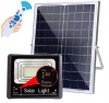 Solar Flood Light 1500lm with Remote: