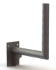 Wall Bracket for 60mm Pole