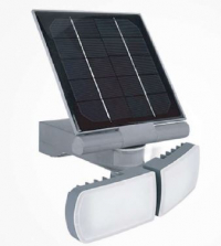 SL1 - LED Solar Power Flood Light, 600lm