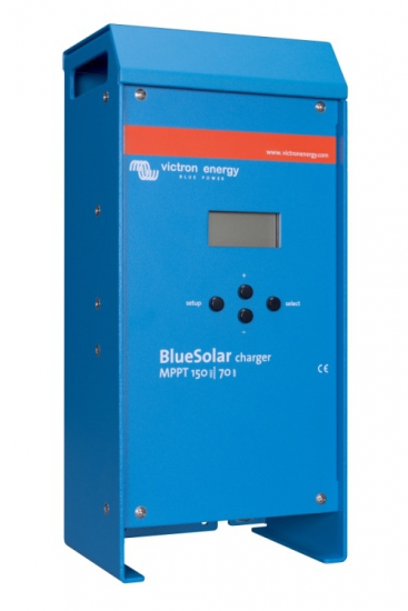 Blue Solar MPPT 150V-85A Charge Controller