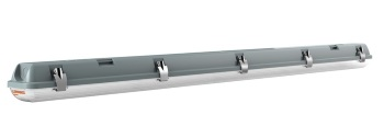 Damp Proof LED 18W Integrated Fitting