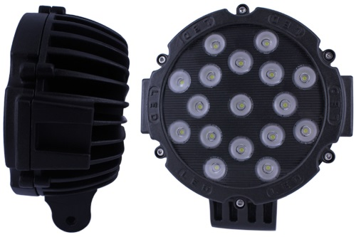 51W Led Work / Spotlight - Daylight (6000K)