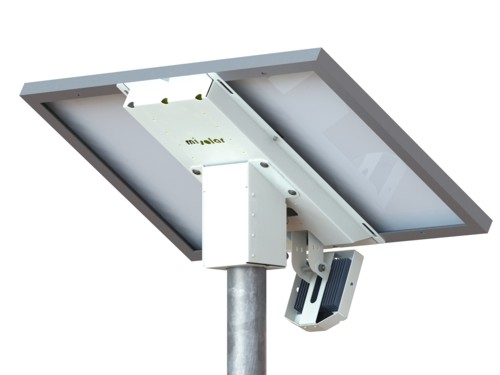 20W 3300 Lumen 100-50 Sensor Flood Light