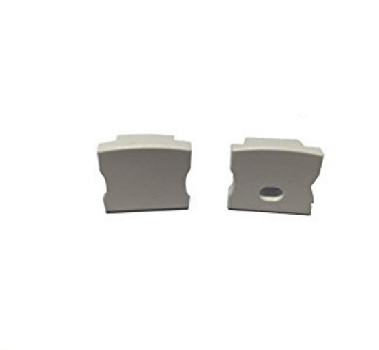 End Caps for aluminium channeling (Sets of 2)