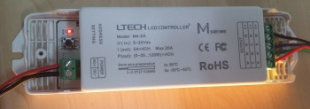 LTECH LED Controller (120W X 4Ch)