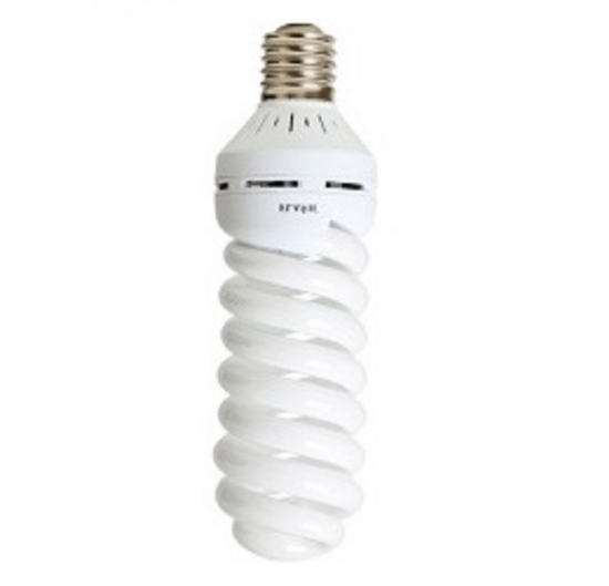 85W CFL - Full Spiral Daylight
